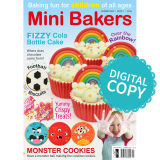 Mini Bakers Magazine - Digital Copy