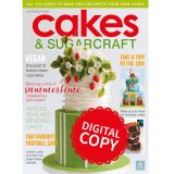 Cakes & Sugarcraft Magazine 158 - Digital Copy