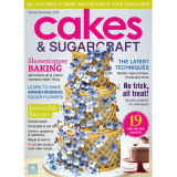 Cakes & Sugarcraft Magazine October/November 2016