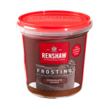 Renshaw Frosting Chocolate Flavour 400g
