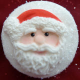 Karen Davies Santa Face Mould