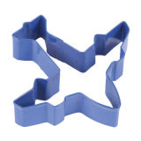 Eddingtons Ltd Cookie Cutter Airplane Blue