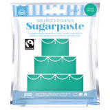 SK Fairtrade Sugarpaste Spa Blue 250g