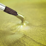 Rainbow Dust Metallic Food Paint - Pearlescent Yellow 25ml