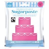 SK Fairtrade Sugarpaste Bridal Rose 250g