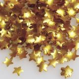Rainbow Dust Edible Gold Stars Confetti