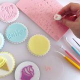 Sweet Stamp Vanilla Embossing Set