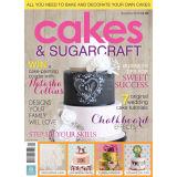 Cakes & Sugarcraft Magazine Summer 2015