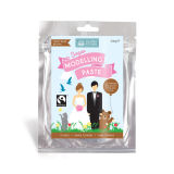 SK Fairtrade Sugar Modelling Paste Teddy Bear Brown 200g