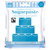 SK Fairtrade Sugarpaste Magical Blue 250g