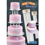 "PME Dowel Rods - Easy Cut Pk/100 (30cm / 12"")"