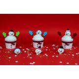 PME Cup Kit - Snowmen Pk/6