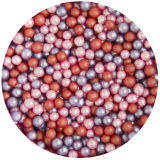 Scrumptious Sugar 4mm Pearls Romance Mix 80g
