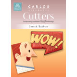 Carlos Lischetti Biscuit Cutters - Speech Bubbles (Set of 2)
