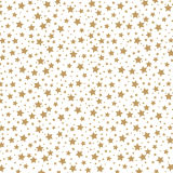 SK Transfer Sheet Gold Stars Pack of 2