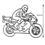 Patchwork Cutter & Embosser Motorbike