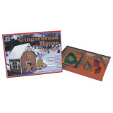 Gingerbread House Cookie Cutter Bake Set