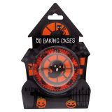 Haunted House Cupcake Cases Pack 50