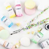 Sweet Sticks Edibleart Paint Multipack 8 x Pastel Colours