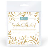 SK Edible Gold Leaf Book of 5 Sheets