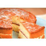 MasterClass Non-Stick 15cm Round Loose Base Sandwich Pan