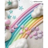 SK PASTELZ Paste Food Colour Lilac