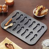 Chicago Metallic Non-Stick Cookie Spoon Dunker Pan