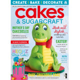 Cakes & Sugarcraft Magazine March/April 2021 (Issue 162)