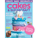 Cakes & Sugarcraft Magazine 161 - Digital Copy