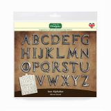 Katy Sue Iron Alphabet Mould