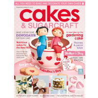 Cakes & Sugarcraft Magazine February/March 2018