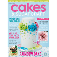 Cakes & Sugarcraft Magazine June/July 2019