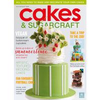Cakes & Sugarcraft Magazine July/August 2020
