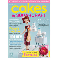 Cakes & Sugarcraft Magazine June/July 2017