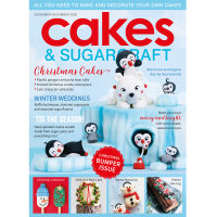 Cakes & Sugarcraft Magazine November/December 2020