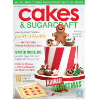 Cakes & Sugarcraft Magazine December/January 2019–20