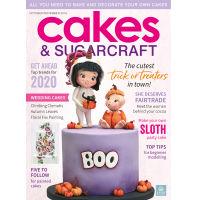 Cakes & Sugarcraft Magazine October/November 2019