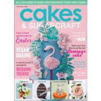 Cakes & Sugarcraft Magazine April/May 2020