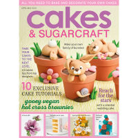 Cakes & Sugarcraft Magazine April/May 2019