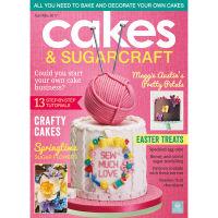 Cakes & Sugarcraft Magazine April/May 2017