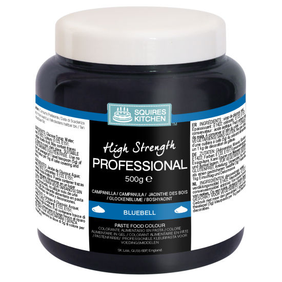 SK Professional Food Colour Paste Bluebell (Navy Blue) 500g