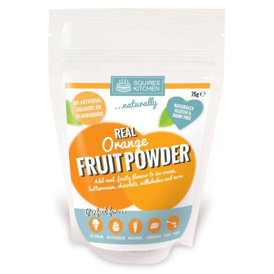 SK Real Fruit Powder Orange