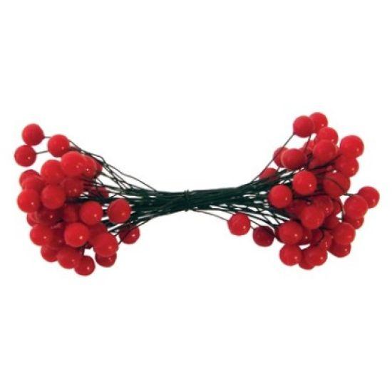 Red Berries Stamens