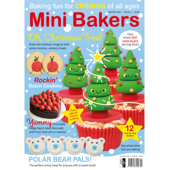 Mini Bakers Magazine Winter 2020