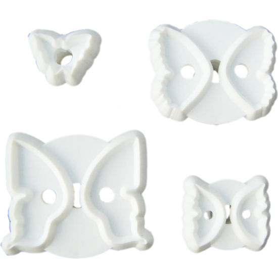 Orchard Products Butterfly Cutter Set of 4