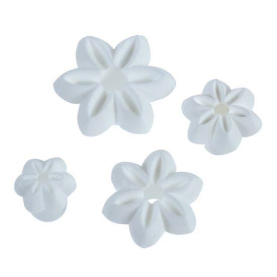 Orchard Products Cutter 6 Petal flower cutters - Small