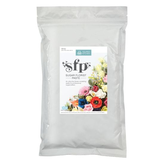 SK SFP Sugar Florist Paste White 1kg