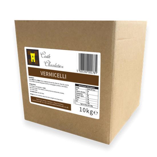 Dark Chocolate Vermicelli 10kg