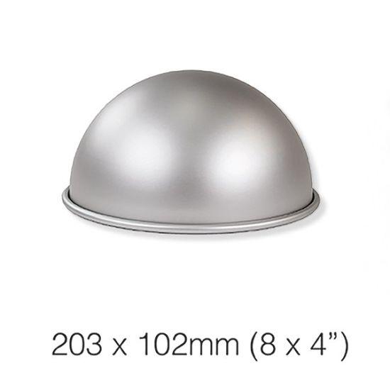 PME Ball Cake Pan 4.1 x 8.3 Inches