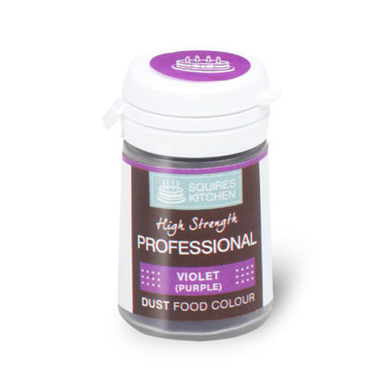 SK Professional Food Colour Dust Violet (Purple) 4g